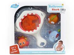 Bathroom Shark Fishing toys