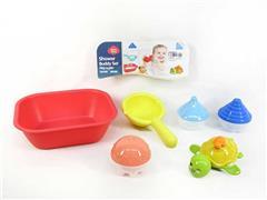 Bathroom Set(6in1) toys