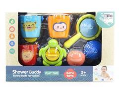 Bathroom Set(8in1) toys
