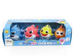 Sharks Spray Water W/L_M(4in1) toys