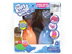 Expanded Snowflake Sand(2in1) toys