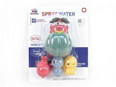 Shell Crab Bathroom Toy Set toys