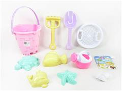Sand Game(9in1) toys