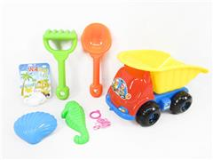 Beach Car(5in1) toys
