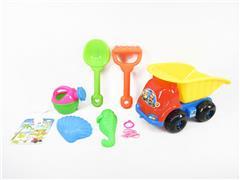 Beach Car(6in1) toys