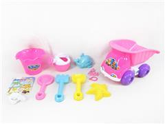Beach Car(8in1) toys