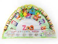 Baby Crawls Cushion W/M