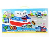 Houseboat Set