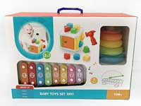 3in1 Baby Toys Set toys