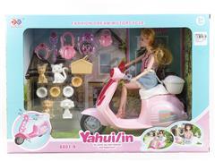 Motorcycle Set toys