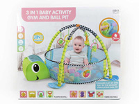 3in1 Ball Pool toys