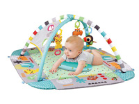 5in1 Baby carpet activity gym with music and balls for wholesale toys