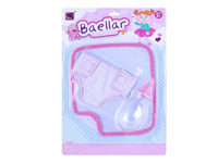 Handkerchief & Underpants & Feeding Bottle toys