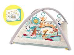 Baby Blanket W/M toys