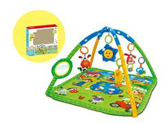 Baby Pay Blanket W/M toys