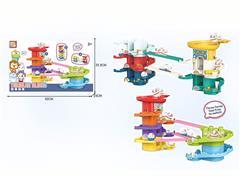 Zoo Tumbler Slide W/L_M toys