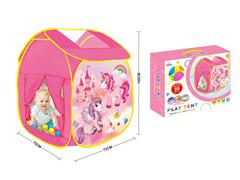 Game House & Ball toys