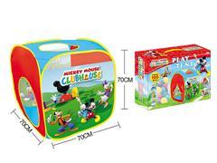 Game House & 5.5CM Ball toys