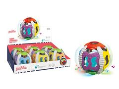 Fitness Ball W/L_M(6in1) toys