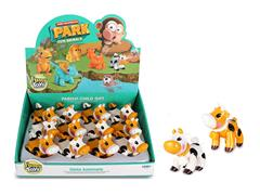 Twister Milch Cow(12in1) toys