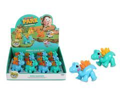 Twisted Stegosaurus(12in1) toys