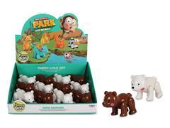 Twisted Polar Bear(12in1) toys