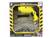 B/O Tool Set W/L toys