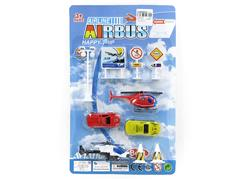 Airfield Series toys