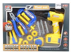B/O Tool Set toys
