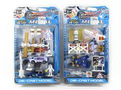 Die Cast Space Suit(2S) toys