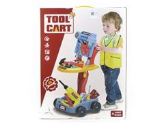 Tool Car Set W/L_M toys