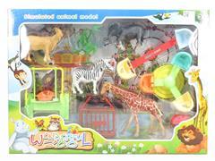 Animal Paradise toys