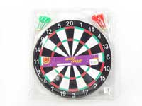 17inch Wooden Dart Game