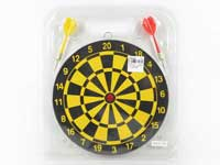 9inch Wooden Target Game