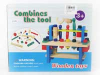 Wooden Tool Set toys