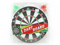 12inch Wooden Target Game