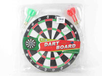 12inch Wooden Dart Game