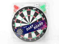 17inch Wooden Dart Game