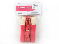 Wooden Jump Rope