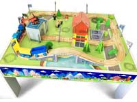Wooden Track Series(80pcs)