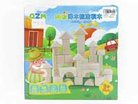 Wooden Blocks(38pcs)
