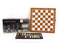 Wooden International Chin Chess toys