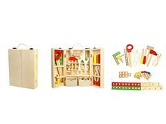 Wooden Toolbox toys