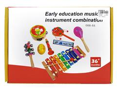 Wooden Musical Instrument Set toys