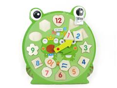 Wooden Puzzle(5S) toys