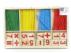 Wooden Counting Stick toys