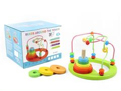 Wooden Round Bead toys