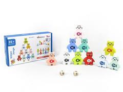 Wooden Jenga toys