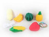 Latex Fruit(6in1)