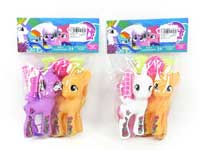 Latex Horse Set(2in1)